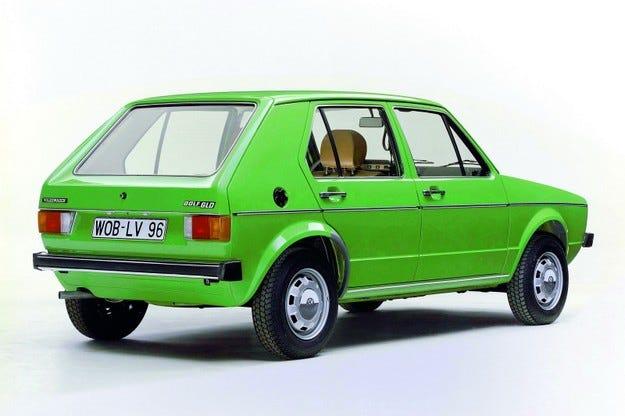 VW Golf: Времената се менят