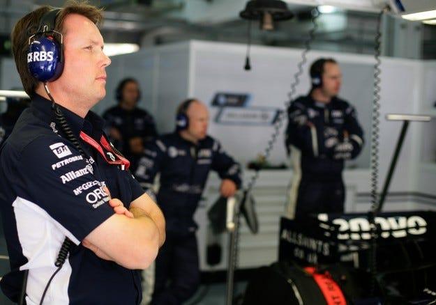 Техническият директор на Williams подаде оставка