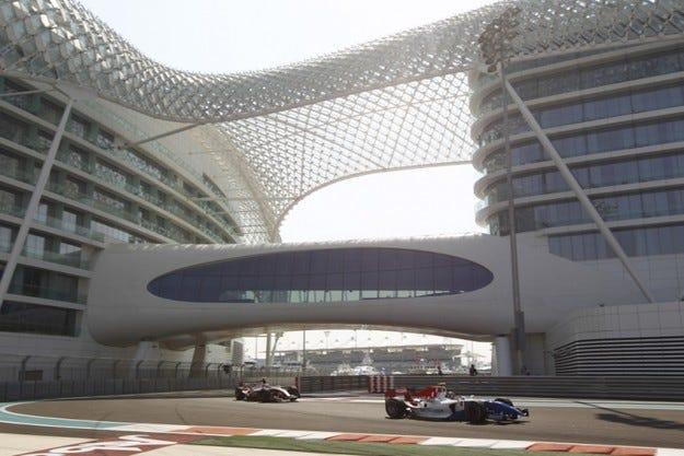 Сливат GP2 Азия и GP2 Европа