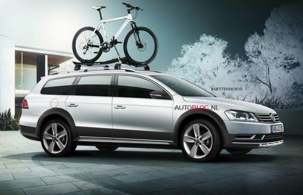 VW CrossPassat: Време е!