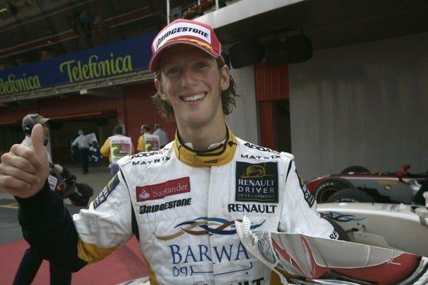 Булие: Грожан е готов за Формула 1