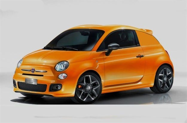 Fiat 504 Coupe Zagato Elaborata: Двойно предаване