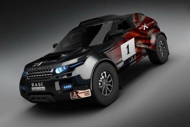 Land Rover Range Rover Evoque: Готов за бойни подвизи