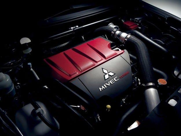 Mitsubishi представи новия си 1,8-литров двигател