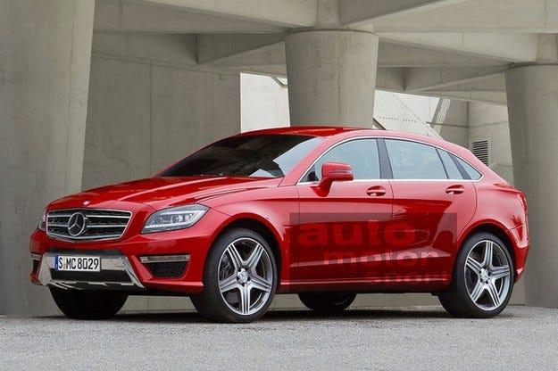 Mercedes GLS: BMW X6, пази се!