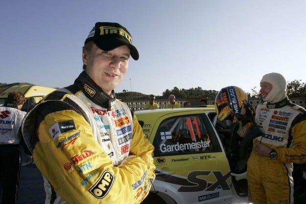 """Тони Гардемайстер ще се забавлява с BMW M3 на рали """"Финландия"""""""