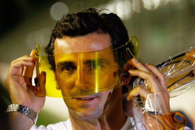 Официално: Педро де ла Роса отново се връща на стартовата решетка