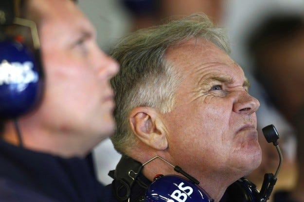 Патрик Хед напуска Формула 1