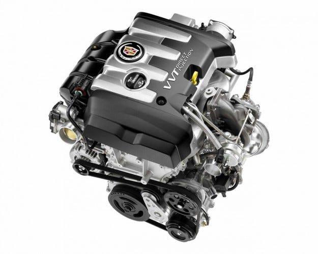 GM ще представи в Детройт новия си двулитров мотор