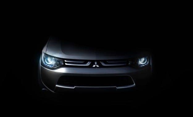 Mitsubishi подготвя напълно нов модел за Женева