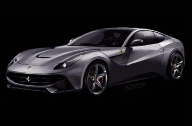Ferrari 620GT: На пръв поглед