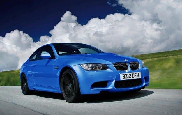 BMW M3 Limited Edition 500: Как да излъжем клиента