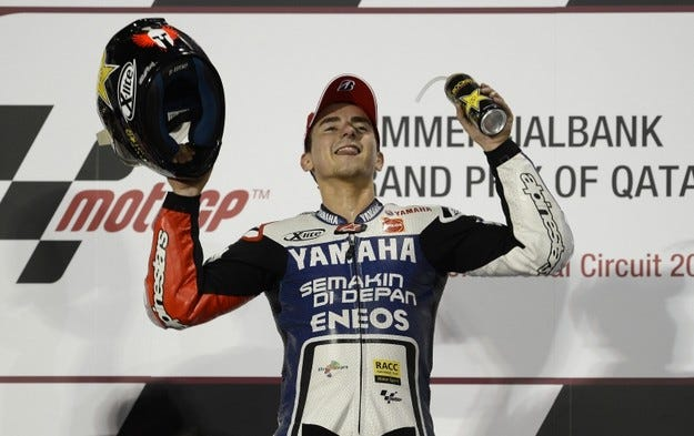 MotoGP: Лоренсо откри сезона с победа