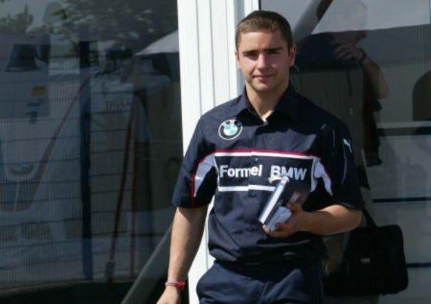 Върбицалиев в топ отбор до края на сезона във Формула БМВ