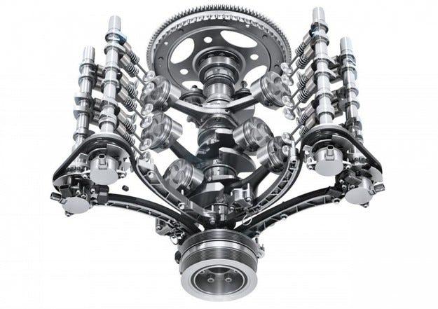 Jaguar показа два нови двигателя в Пекин