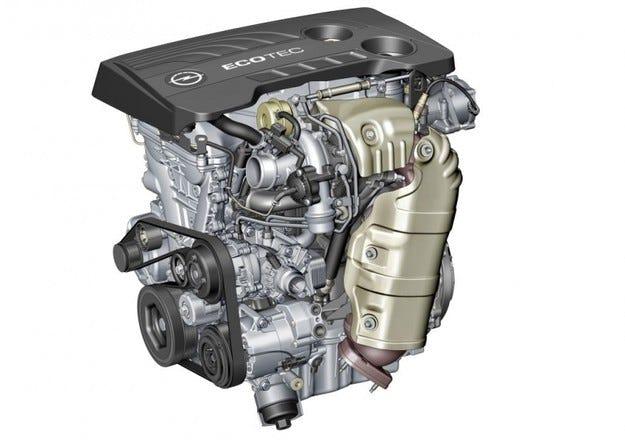Opel представи новия си 1,6-литров двигател