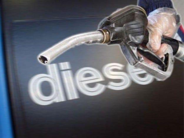 Интересът към дизелово гориво в САЩ расте