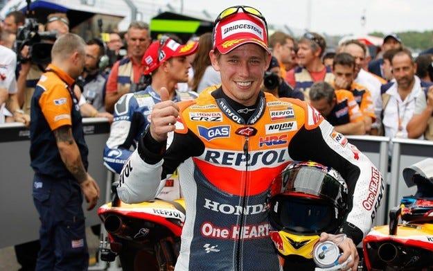 MotoGP: Стоунър победи в Холандия, а Лоренсо отпадна