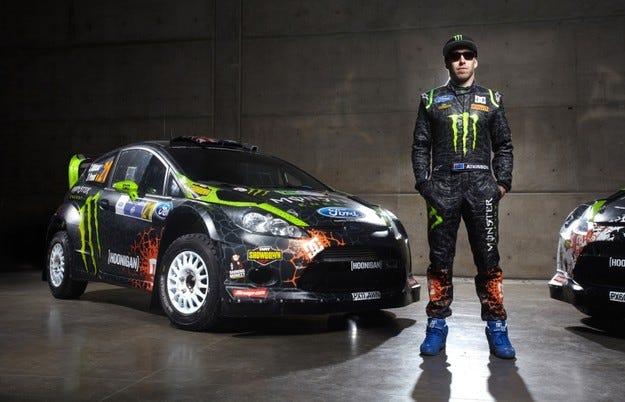 Аткинсън ще кара автомобила на Ал-Атия във Финландия
