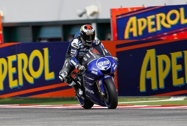 MotoGP: Лоренсо спечели в Сан Марино, а Педроса не завърши
