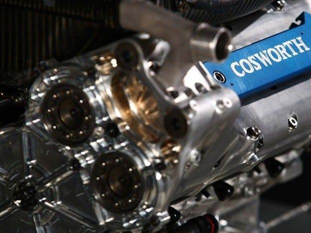 Cosworth ще смени собственика си