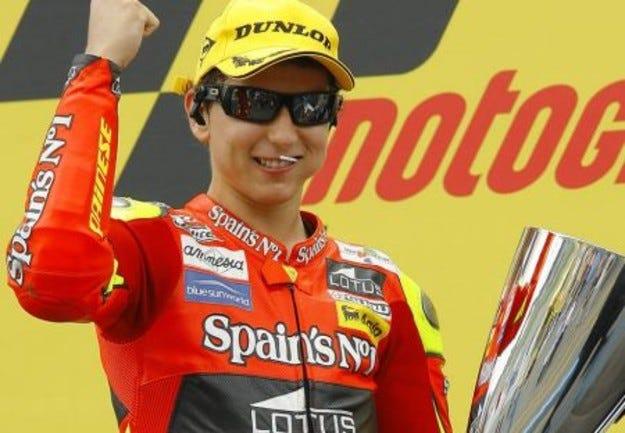 Лоренцо подписа с Yamaha за две години