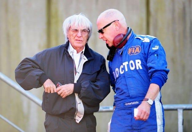Формула 1 ще има нов доктор догодина