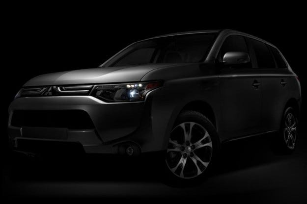 Mitsubishi Outlander: Welcome to America