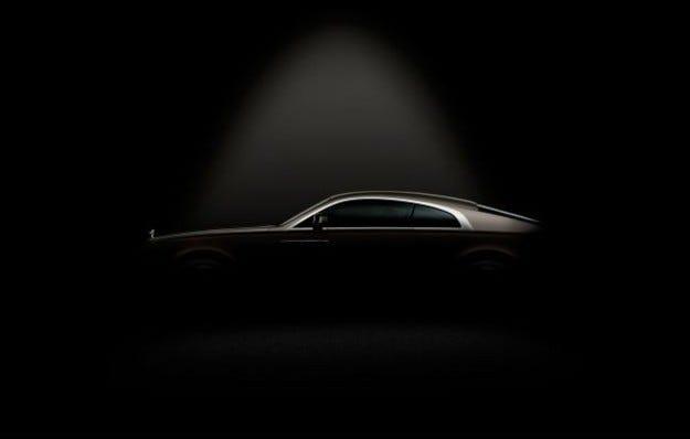 Rolls-Royce Wraith: Очакване