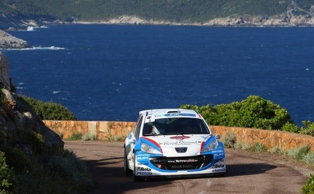 Рали Корсика: Буфие върна Peugeot на върха