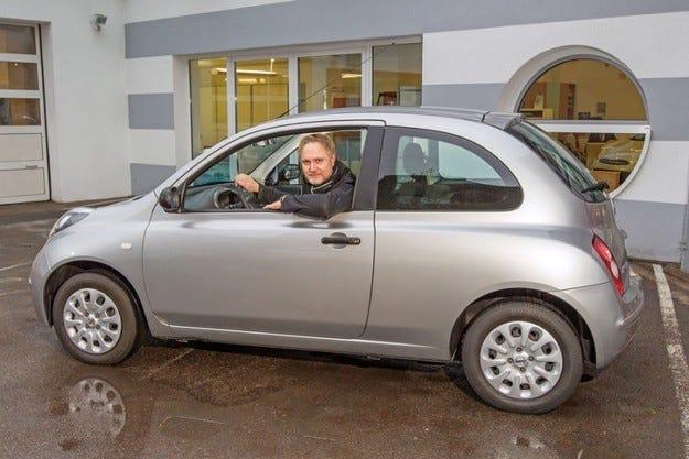 Nissan привиква Micra в сервизите си