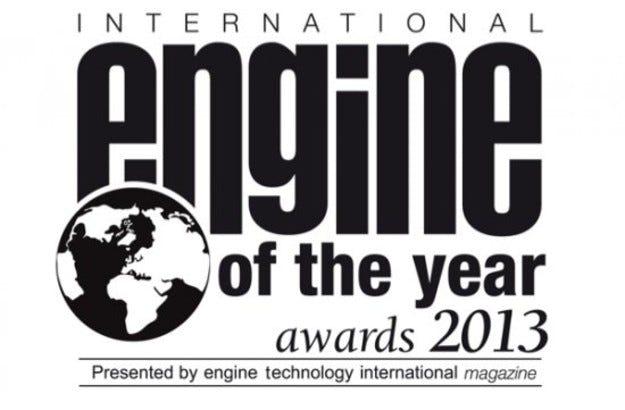Международен двигател на годината 2013