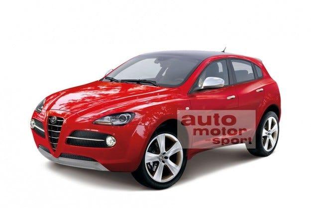 SUV моделът на Alfa Romeo: Решението ще дойде до края на годината