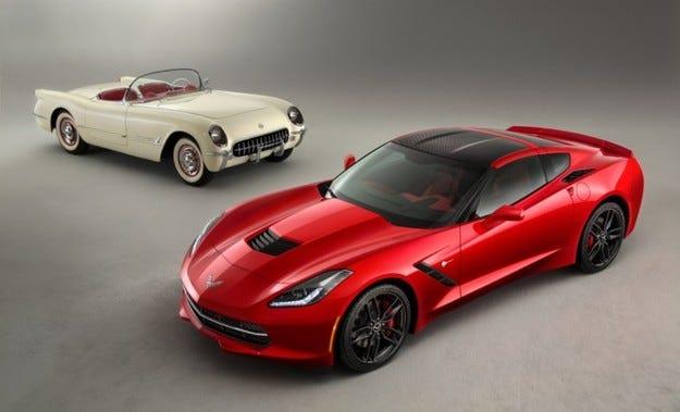 Легендарният Corvette се ражда преди 60 години