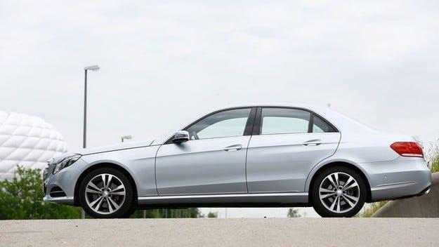 През есента Mercedes стартира с деветстепенен автоматик в E-класата