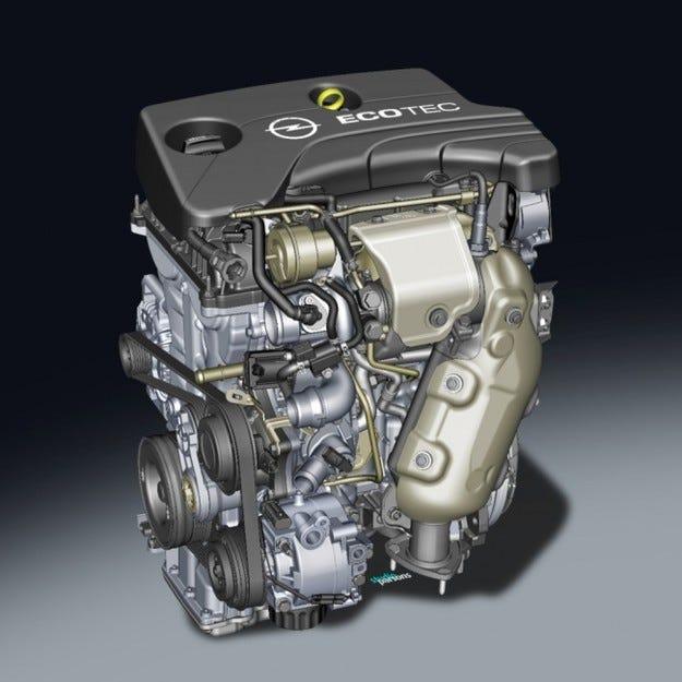 Opel представя новия двигател 1.0 SIDI Turbo на колоквиума в Аахен