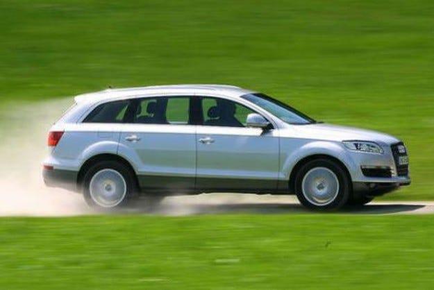 Audi Q7 4,2 TDI: Да живее кралят!