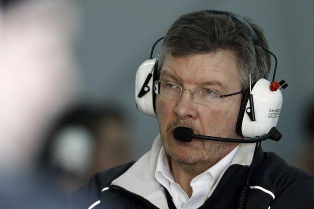 Браун и Mercedes се разделят в края на годината