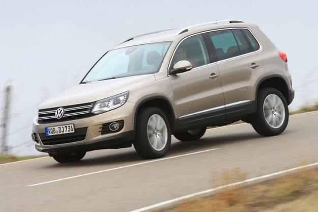 VW: проблеми със светлините и DSG трансмисията