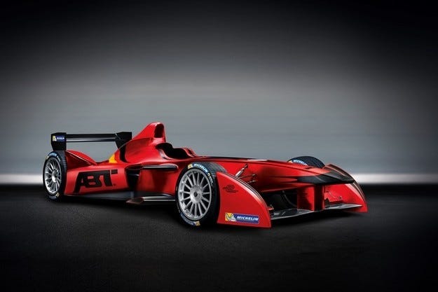 Audi ще участва в електрическата Формула E