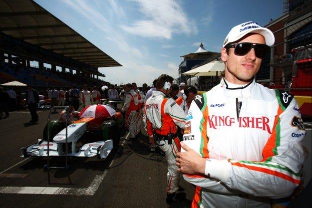 Официално: Сутил замени Force India със Sauber