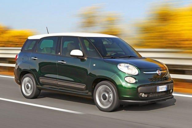 Нов дизел за Fiat 500L