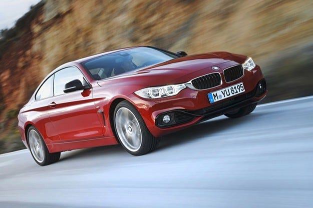 BMW през 2014: Новости при серии 2, 3 и 4