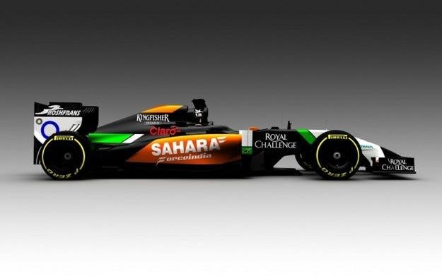 Force India влиза в GP2