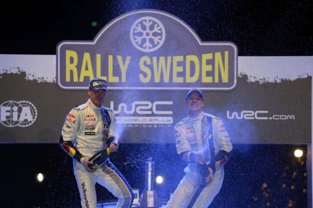 Рали Швеция: Латвала спечели и оглави класирането