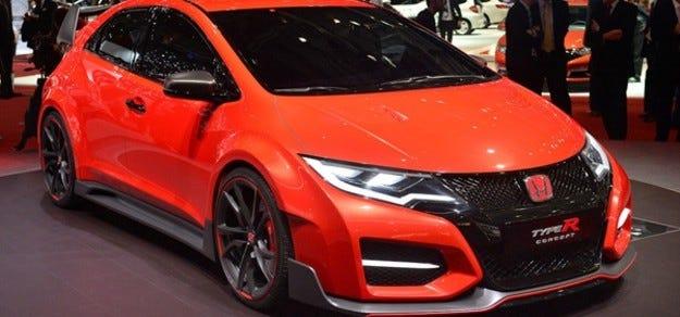 Honda разкри подробности за серийния Type R