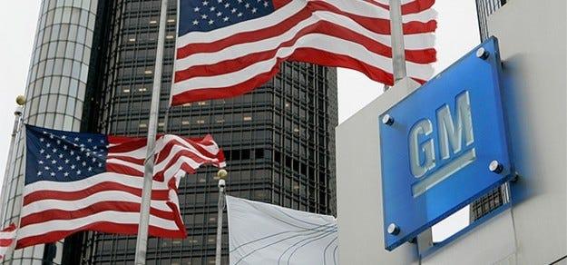 General Motors отзовава 1,55 млн. автомобила