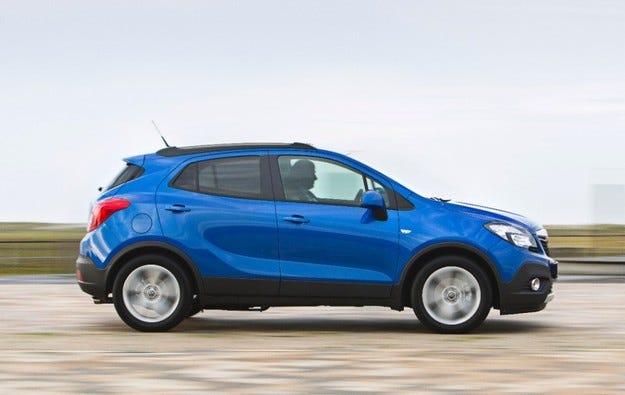 200 000 поръчки за Opel Mokka в Европа