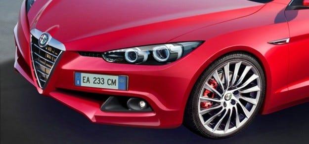 Alfa Romeo подготвя седан, кросоувър и роудстър