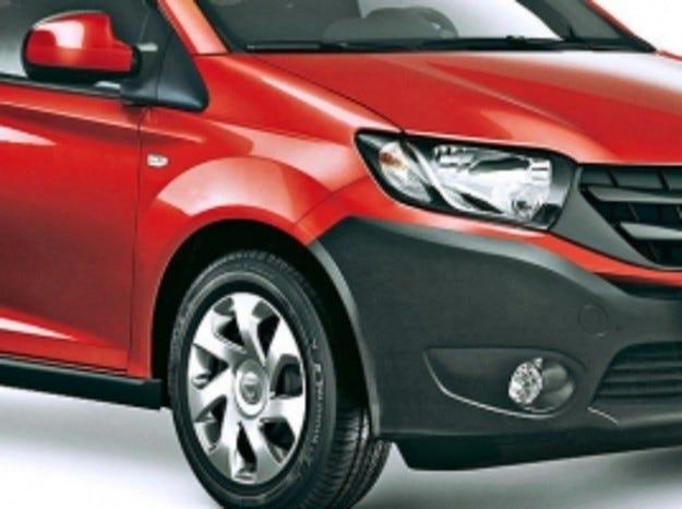 Появиха се първи снимки на най-евтината Dacia